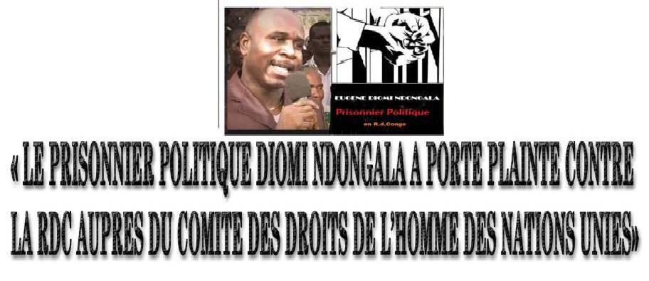 En qu te de la justice le prisonnier politique diomi - Porter plainte aupres du procureur de la republique ...