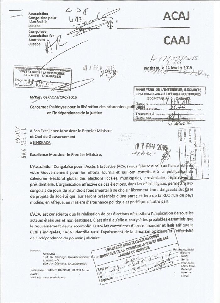 lettre acaj matata 17.02.15 1